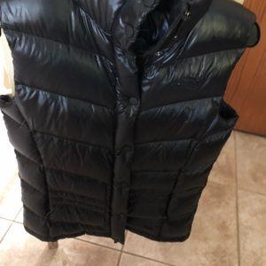 Northface  women's puffer vest size medium
